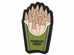 Naszywka FREEDOM FRIES PVC 1 [8FIELDS]