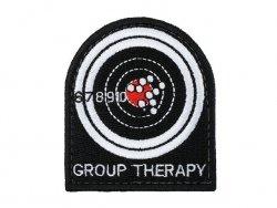 Naszywka haftowana Group Therapy [WaveCombat]