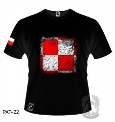 Koszulka Szachownica PAT-22 [rozmiar 2XL]