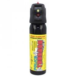ESP - Gaz pieprzowy Police Tornado LED 100ml (SFL-01-100)