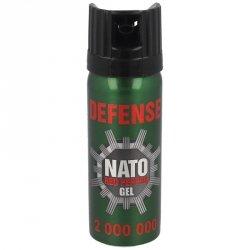 Sharg - Gaz pieprzowy Defence Nato Gel 2mln SHU 50ml Cone (41050-C)