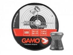 Gamo - Śrut diabolo Match 4,5mm 500szt.