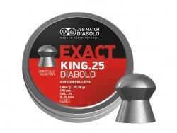 JSB - Śrut diabolo Exact King 6,35mm 150szt.