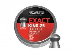 JSB - Śrut Diabolo Exact King 6,35mm 350szt.