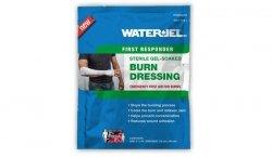 Water-Jel - Sterylny opatrunek na oparzenia - 10 x 40 cm