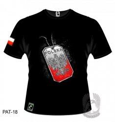 Koszulka Nieśmiertelnik PAT-18 [rozmiar M]