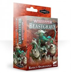 WH Underworlds - Beastgrave – Rippa's Snarlfangs