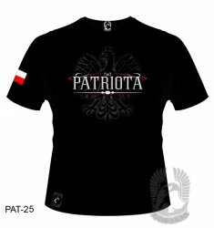 Koszulka Patriota PAT-25 [rozmiar 2XL]