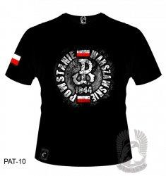 Koszulka Powstanie Warszawskie PAT-10 [rozmiar 2XL]