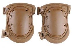 ALTA - Ochraniacze Kolan Flex - Coyote Brown - 50413-14
