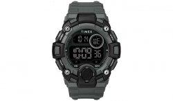 Timex - Zegarek A-Game DGTL Watch - Czarny / szary - TW5M27500