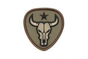 Naszywka Bull Skull - FG