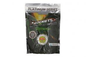 Kulki Rockets Platinum Series BIO 0,30g - 1kg