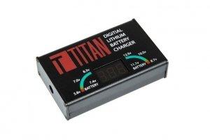 Ładowarka Titan Digital Charger - EU Plug