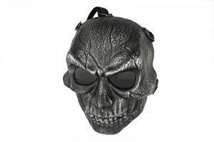 Maska MAS-57 - srebrna