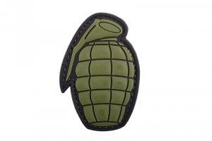 Naszywka 3D - Grenade