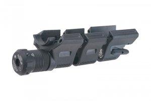 Amoeba - Wskaźnik laserowy AM-LA-BK - czarny