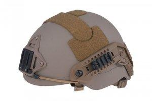 FMA - Hełm Sentry Helmet XP - Dark Earth