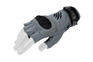 Rękawice taktyczne Armored Claw Shield Cut Hot Weather - szare