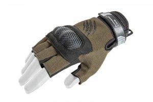 Rękawice taktyczne Armored Claw Shield Cut Hot Weather - oliwkowe