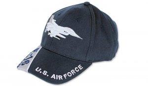 FOSTEX - Czapka F-16 FALCON - Granatowy