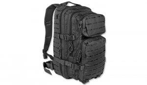 Mil-Tec - Plecak Small Assault Pack Laser Cut - Czarny - 14002602