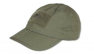 Helikon - Czapka Baseball Foldable Cap - Adaptive Green - CZ-BBF-PR-12