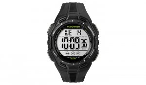 Timex - Zegarek sportowy Marathon - Czarny - TW5K94800
