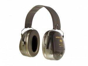 Ochronniki słuchu pasywne Peltor Bull's Eye II - zielone