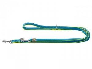 Hunter - Smycz Maui 25/200 niebieska