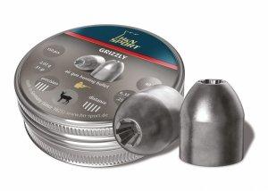 H&N - Śrut diabolo Grizzly 6,35mm 150szt.