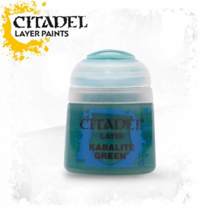 CITADEL - Layer Kabalite Green 12ml