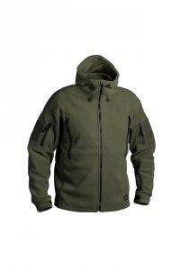 Helikon - Polar Patriot Heavy Fleece Jacket - Olive Green