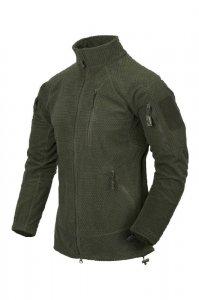 Helikon - Bluza Polarowa Alpha Tactical - Olive Green