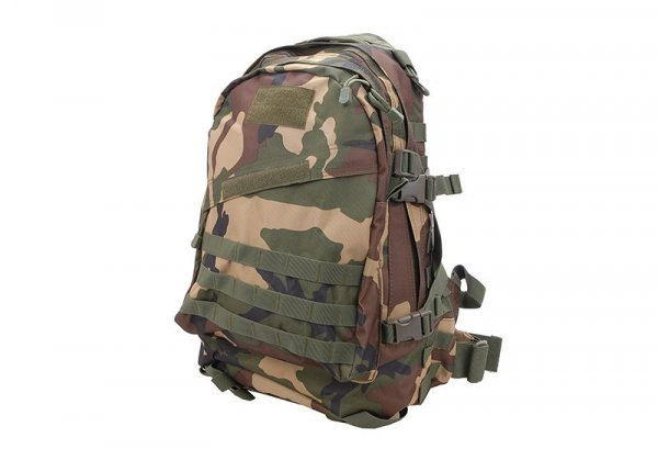 Plecak 3-Day Assault Pack - woodland