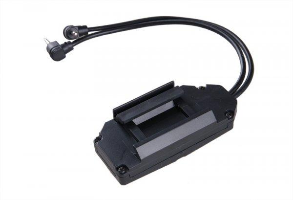 Dwuprzyciskowy włącznik do AN/PEQ-16A & M3X