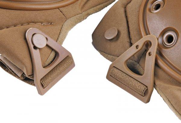 Ochraniacze na kolana ALTA SUPERFLEX - COYOTE