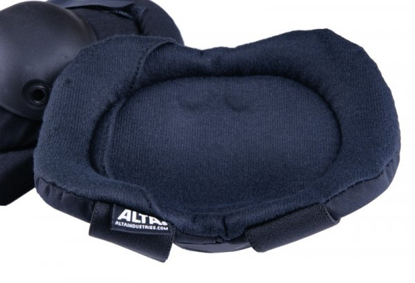 Ochraniacze na łokcie ALTA FLEX - CZARNE
