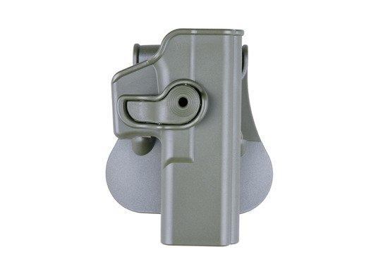 Kabura polimerowa do Glocka 17 - olive