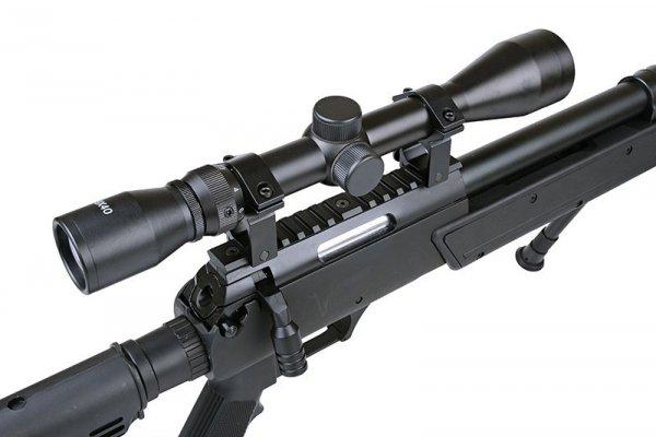 Well - Replika MB13D z lunetą i dwójnogiem
