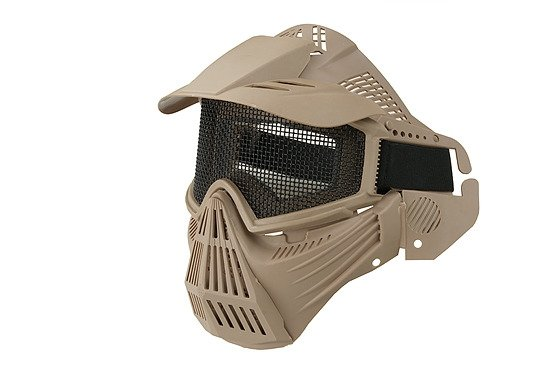 Maska Ultimate Tactical Guardian V1 - TAN