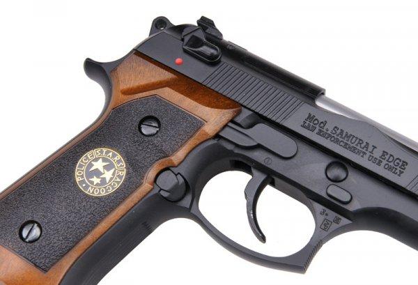 Replika pistoletu WE-2058 BIOHAZARD