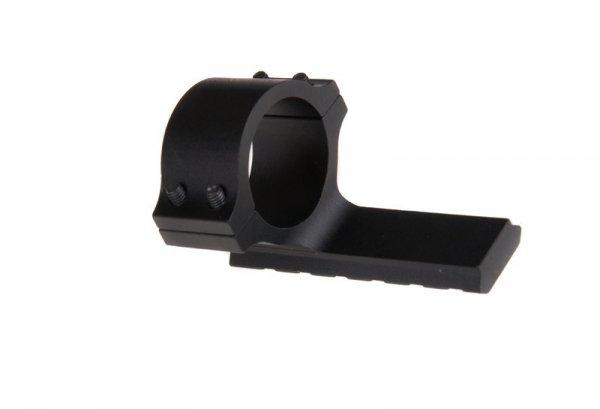 Montaż 30mm RIS na lunetę - czarny