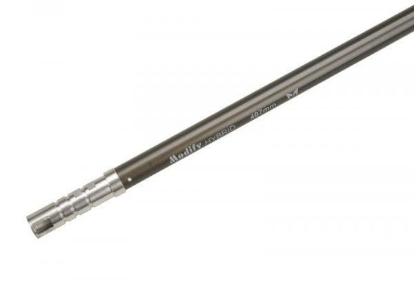 Modify - Lufa precyzyjna Hybrid 6.01/407mm + gumka Hop-Up