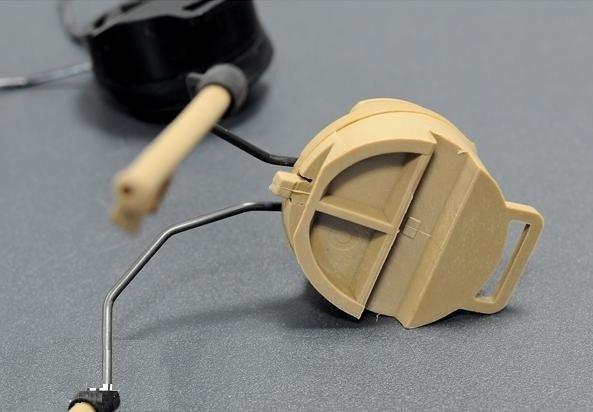 Montaż do ochronników słuchu FMA - DE