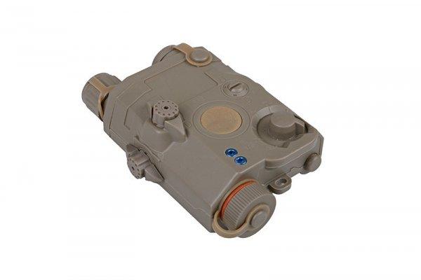 Pojemnik na akumulator FMA PEQ 15 LA-5 - dark earth