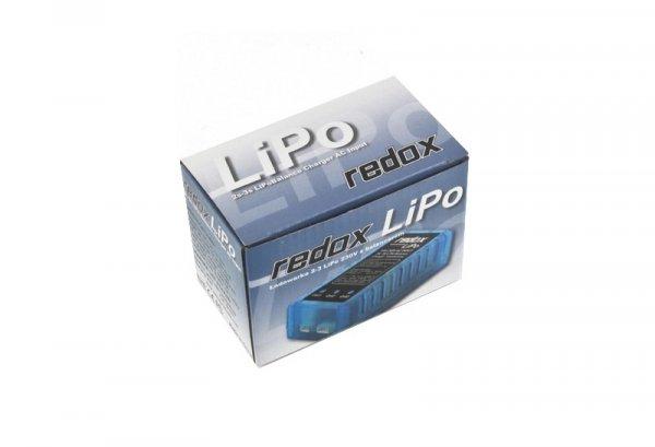 Redox - Mikroprocesorowa ładowarka LiPo z balancerem