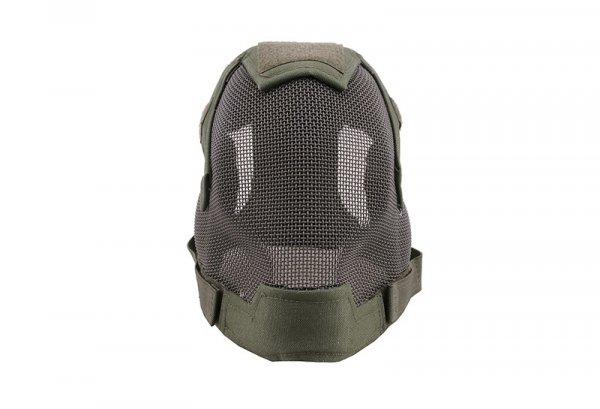 Maska pełna typu V6 Ultimate Edition - olive