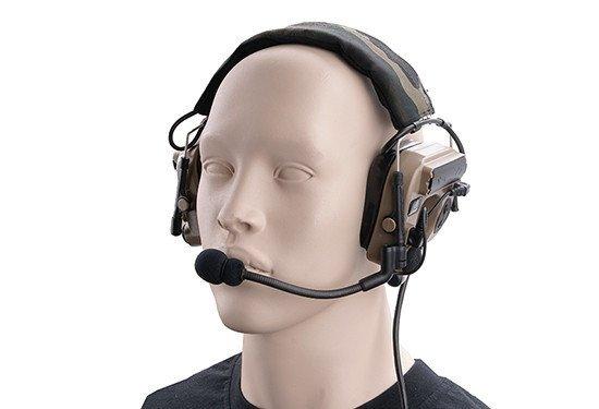 Replika ochronników słuchu wzorowanych na COMTAC IV