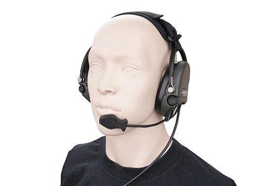 Replika ochronników słuchu wzorowanych na TCI LIBERATOR II